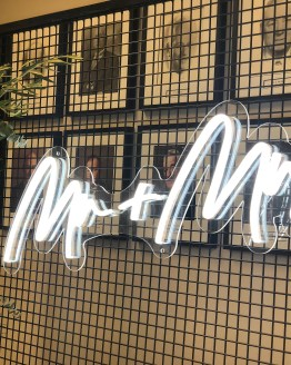 neon sign hire nz