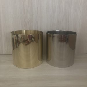 hire gold vases nz