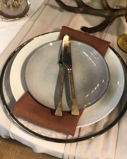 brass cutlery hire auckland nz