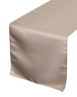blush table runner hire nz