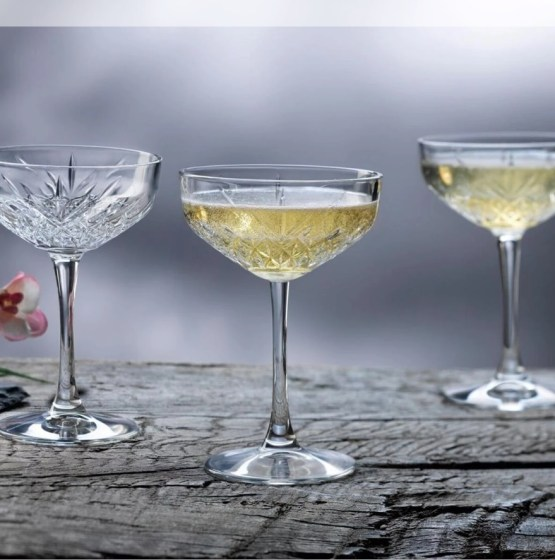 champagne glass hire nz