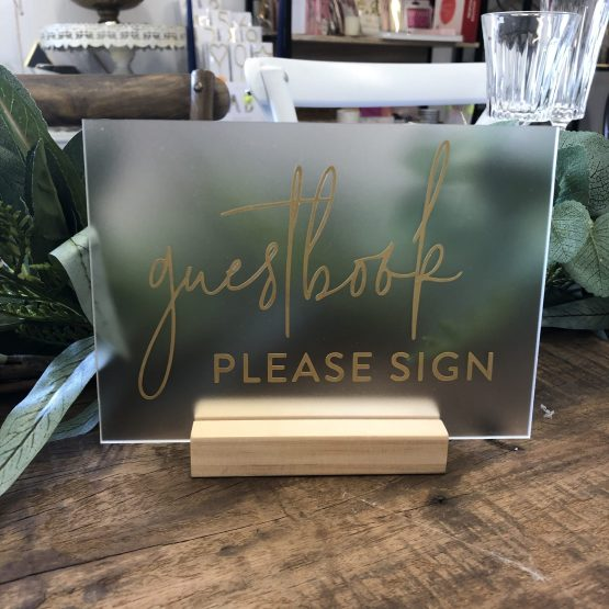 guestbook sign rental nz