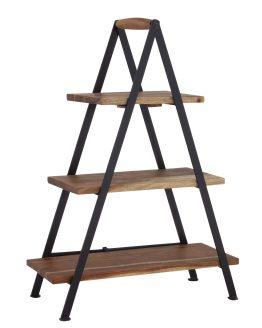 wooden serving stand hire nz