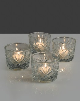 crystal tealight holder hire nz