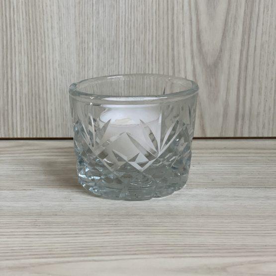 cut crystal tealight holder hire nz