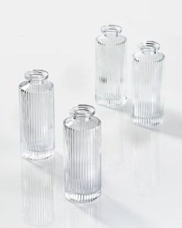 pleated bottle vase hire nz