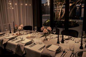 wedding tablescape hire auckland nz