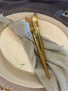 gold cutlery hire auckland nz