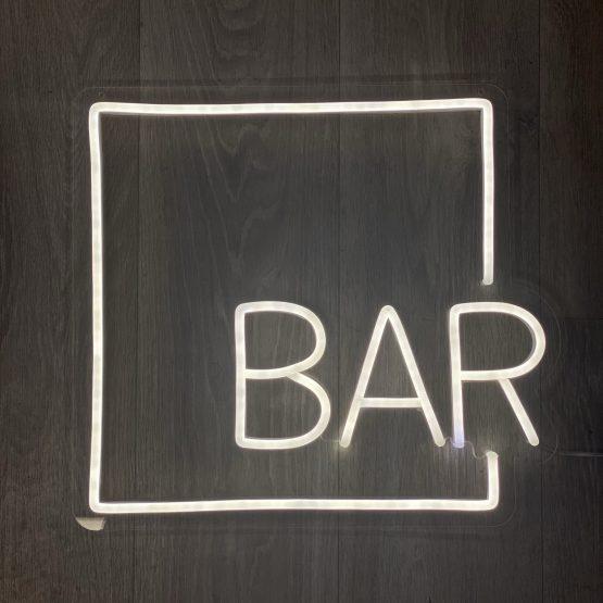 Hire Bar Neon Sign Auckland NZ