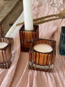 amber tealight holder hire auckland nz