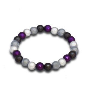 Asexual Bracelet