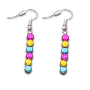 pansexual earring