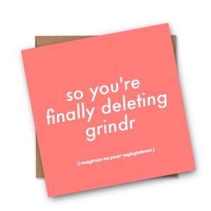 LGBT Engagement Cards