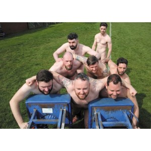 The Naked Rugby Players Calendar 2021 Unseen Bits