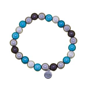 demiboy holographic lgbt bracelet