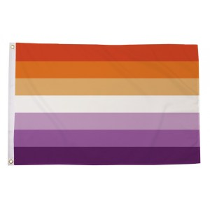 buy community lesbian lgbt pride 5' flag online