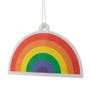 Rainbow Air Freshener