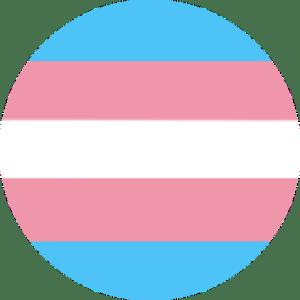 Transgender Pin Badge for sale