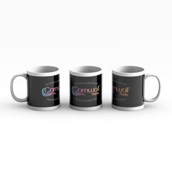 Cornwall Pride # Mug 3 way shot