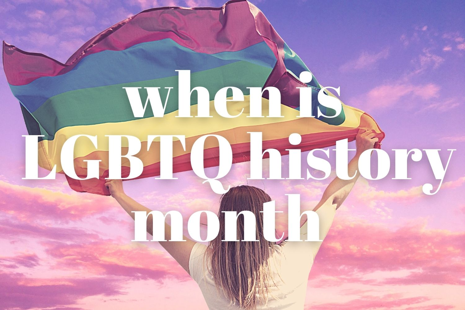 when is LGBTQ history month