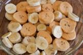 Paleo Rhubarb Banana Crisp - www.ThePrimalDesire.com