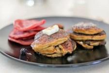 Paleo Pumpkin Pecan Pancakes - www.ThePrimalDesire.com