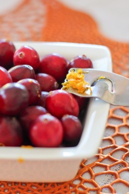 Orange Cranberry Sauce - www.ThePrimalDesire.com
