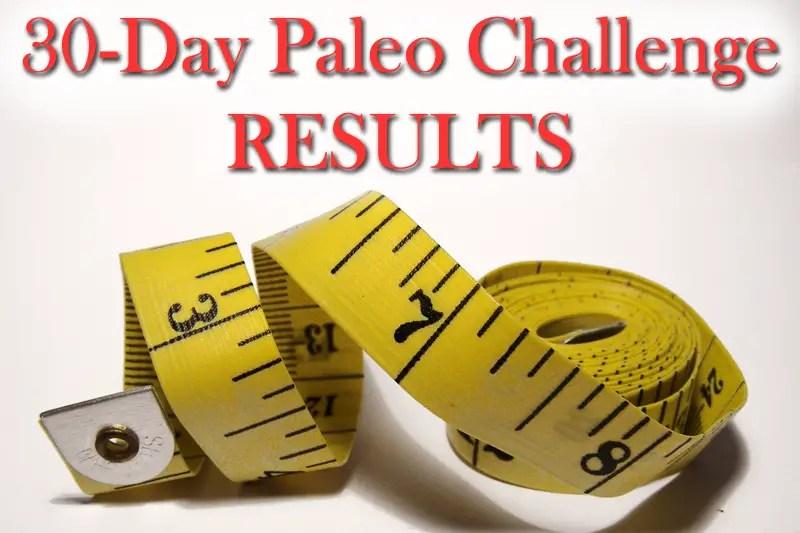 Somewhere to Start, My Paleo Challenge