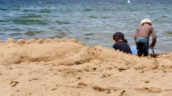 Beach time 01