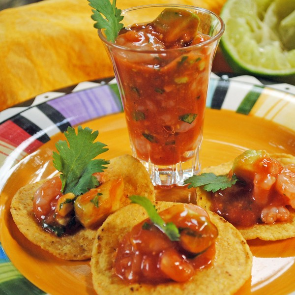 Craving Some Spice SpicyChat Shrimp Shooters By