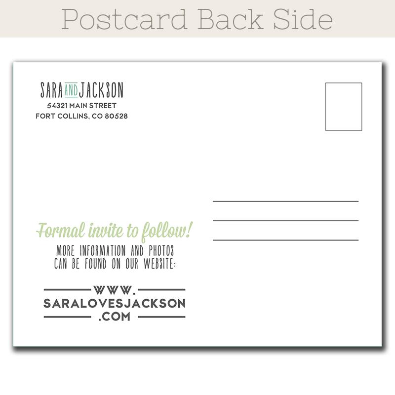 Order Save Date Cards Online