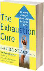 The Exhaustion Cure Keynote by Laura Stack, The Productivity Pro