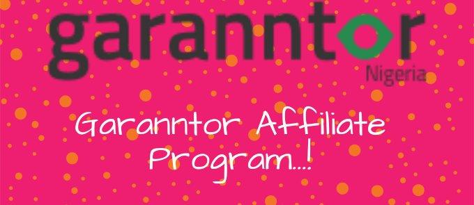 Garanntor Affiliate Program : Earn Upto 30% Commission
