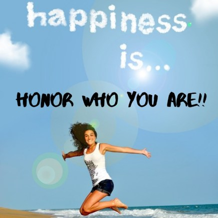 Honor Who You Are - The Property Voice