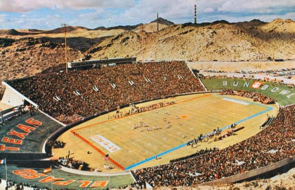 Sun Bowl celebrates 50th birthday – The Prospector