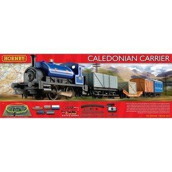Hornby Caledonian Carrier - 00 Gauge Train Set - R1140
