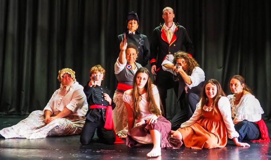 Les Miserables makes dramatic return to Devon