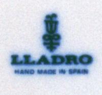Lladro Logo - 1971 to 1974