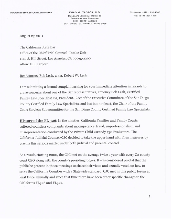 letter samples writing professional letters federal court – Civil Complaint Template