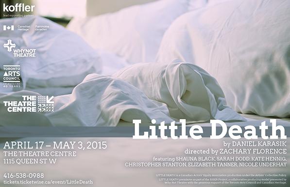 LITTLE DEATH poster for wordpress