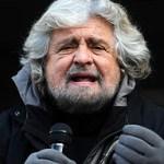 Beppe Grillo, Internet, un blog e un post