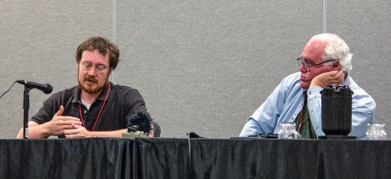 'Famous Fantastic Mysteries' panel