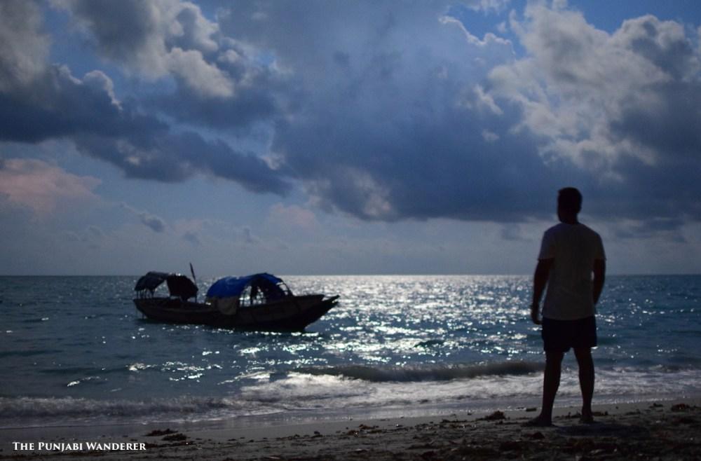 Night on the beach - Havelock (The Punjabi Wanderer)