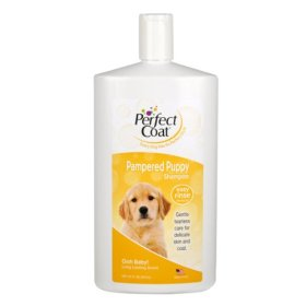 Perfect Coat Puppy Shampoo, 32-Ounce, Baby Powder Scent