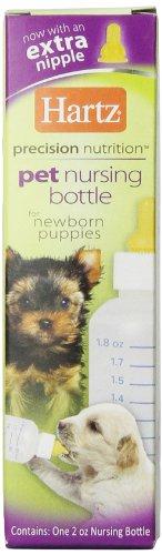 Hartz Precision Nutrition Pet Nursing Bottle for Newborn Puppies