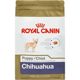 Royal Canin Chihuahua Puppy Dry Dog Food, 2.5-Pound Bag