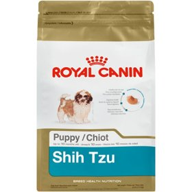 Royal Canin Shih Tzu Puppy Dry Dog Food, 2.5-Pound Bag