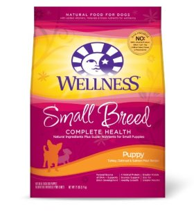 Wellness Small Breed Complete Health Puppy Recipe, 12-Pound Bag