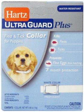 Hartz 3 In 1 Control Flea & Tick Collar For Puppies