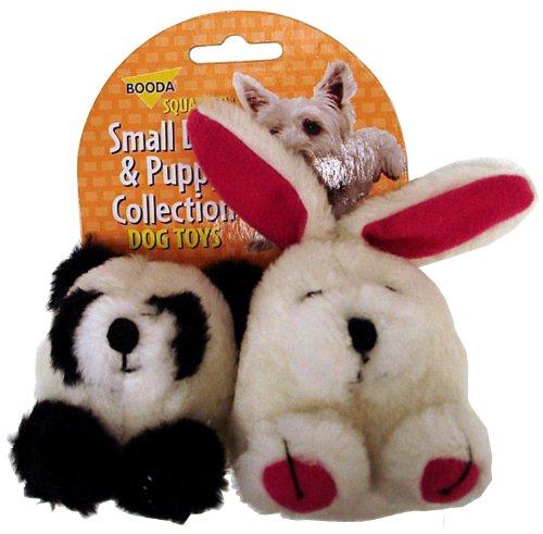 Petmate Squatter Panda & Rabbit – Small Dog & Puppy